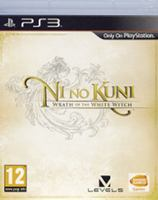 Ni no kuni - Wrath of the white witch / lektronisk resurs