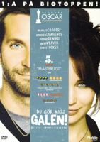 Silver linings playbook [Videoupptagning] = Du gör mig galen! / directed by David O. Russell ; screenplay by David O. Russell ; produced by Donna Gigliotti ...