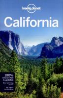 California / written and researched by Sara Benson ..