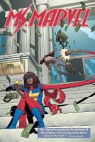 Ms. Marvel: 2, Generation why