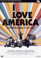 I love America [Videoupptagning] : a documentary musical : a film about America shot during Harley-Davidson's 100th anniversary / by Carl Myrén ; directed by Carl Myrén