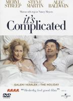 It's complicated [Videoupptagning] / a Nancy Meyers film ; produced by Nancy Meyers, Scott Rudin ; written and directed by Nancy Meyers